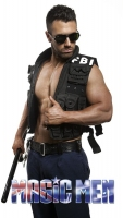 Melbourne-stripper-Nick-police-outfit-min