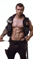 Francesco-male-stripper