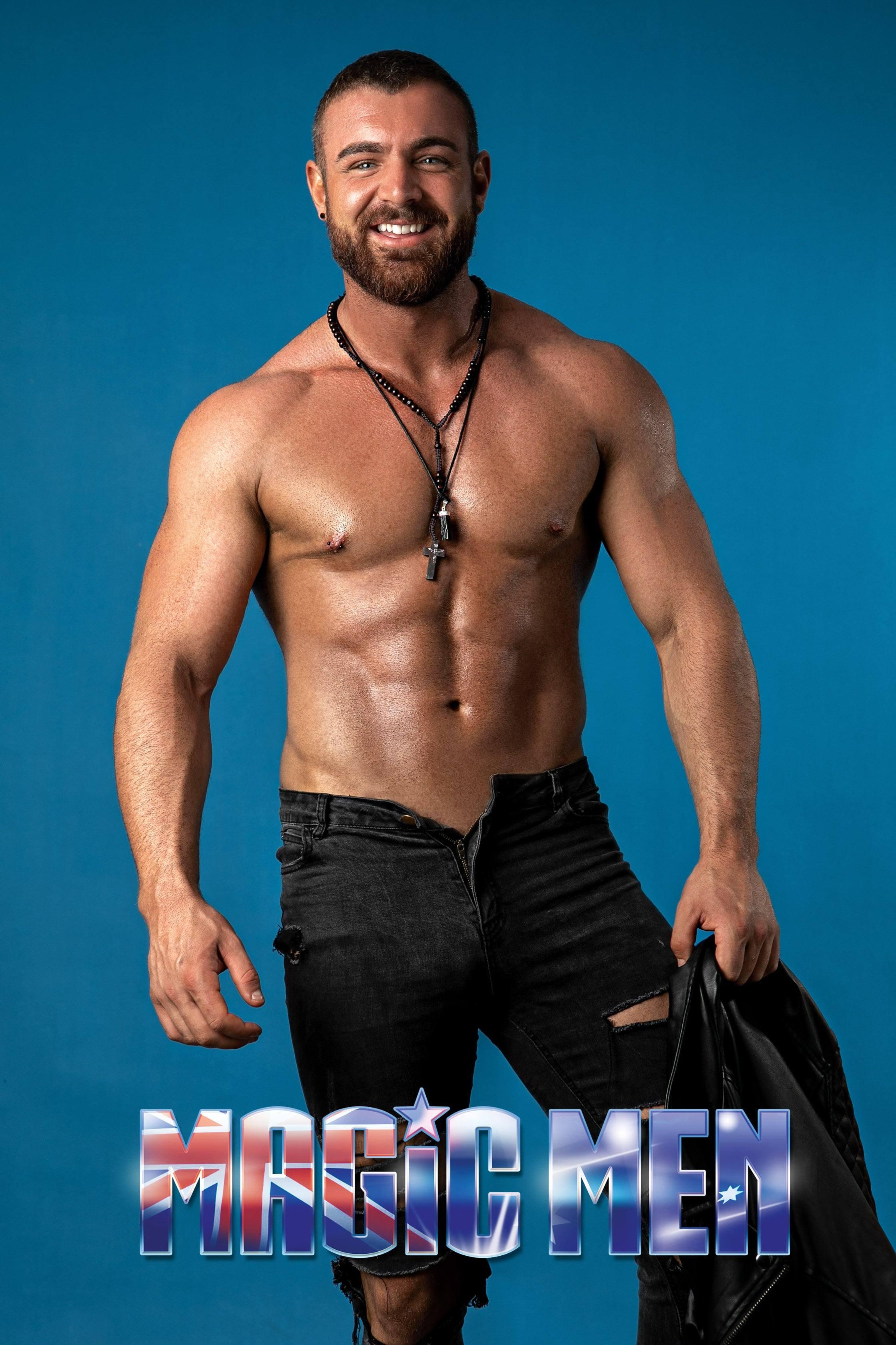 Victoria-Male-Stripper-Leon-Melbourne-Magic-Men-Australia