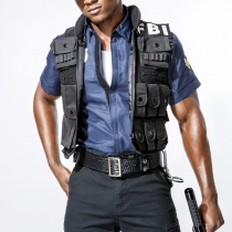 Male-stripper-Tyreese-police