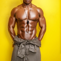 Male-stripper