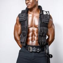 Tyreese-FBI-costume