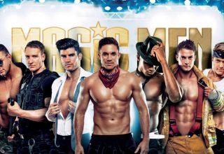 magic men male strippers