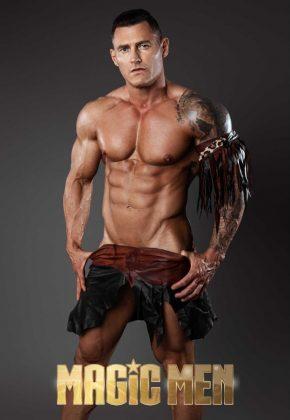 ceasar- stripper-melbourne-male