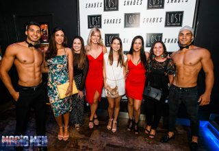 Male strip show Brisbane